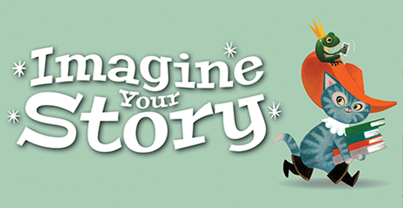 Great Neck Library Summer Reading Program 2020: Imagine Your Story